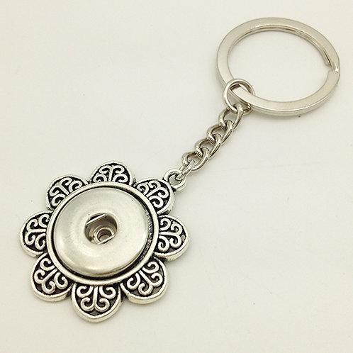 Floral Key Chain