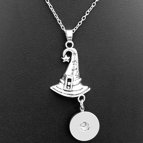 Witches Hat Necklace