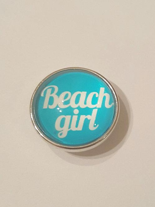 Beach Girl Snap