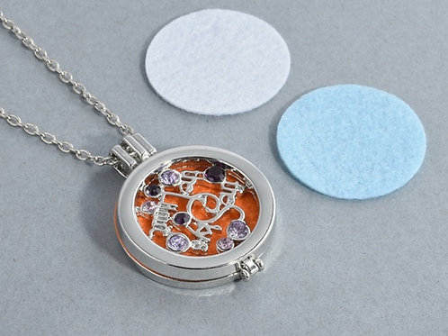 The Sky's The Limit Diffuser Necklace