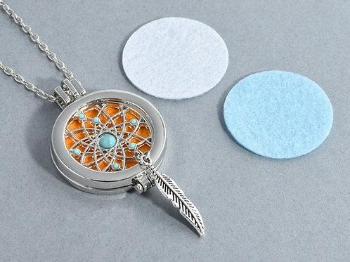 Dreamcatcher Diffuser Necklace