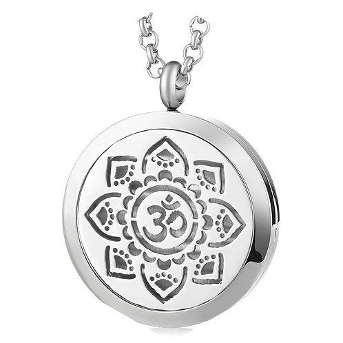 Om Symbol Diffuser Necklace