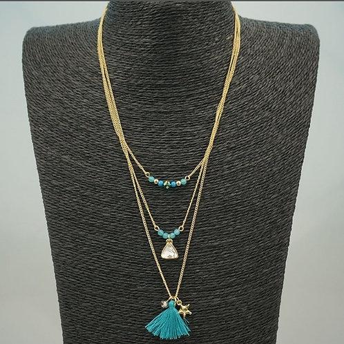 Multilayer Necklace