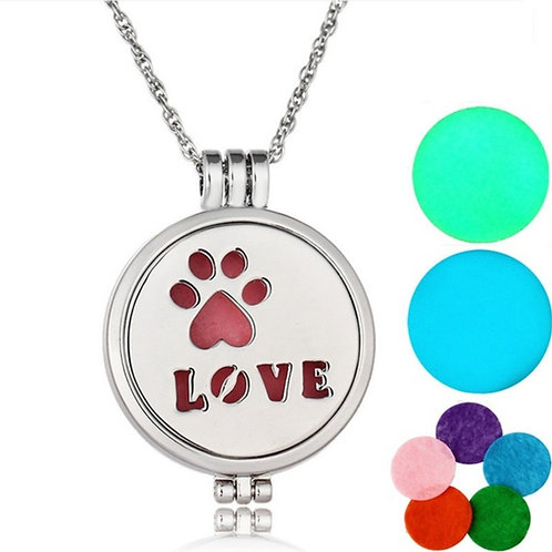 Animal Love Diffuser Necklace