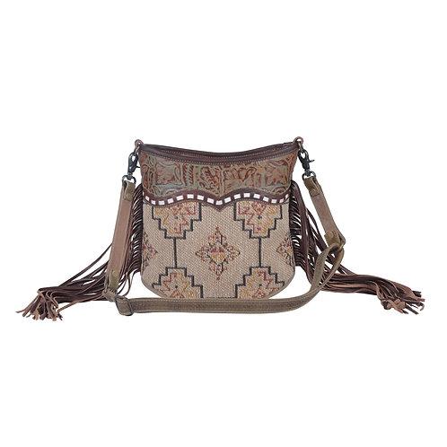 Misty Brown Small & Cross Body Bag