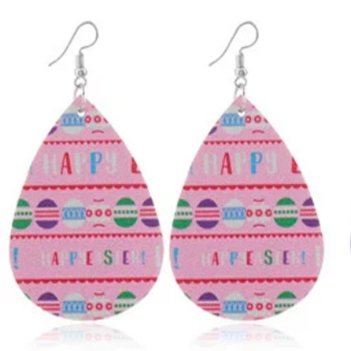 Happy Easter Earrings