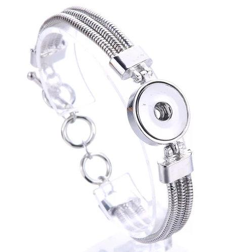Basic Snap Bracelet