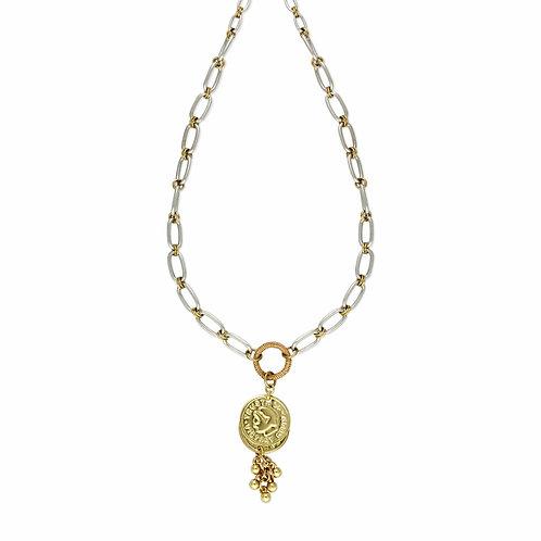 Subltle Gold Necklace