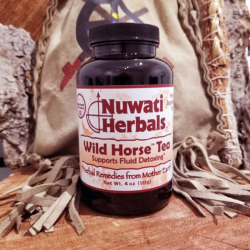 Wild Horse Tea - 2 oz