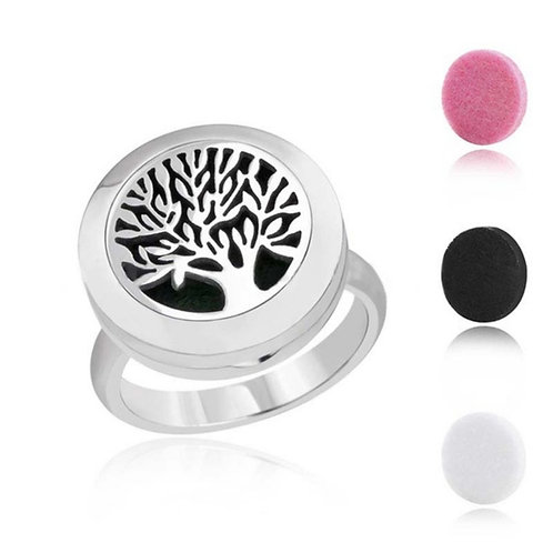 Tree of Life Diffuser Ring