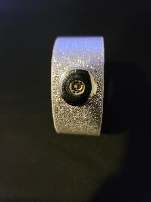 Silver Sparkly Bracelet