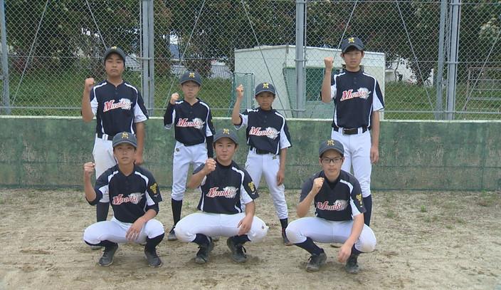 きらめきデイズ6月号は丸子中学校野球部を放送します