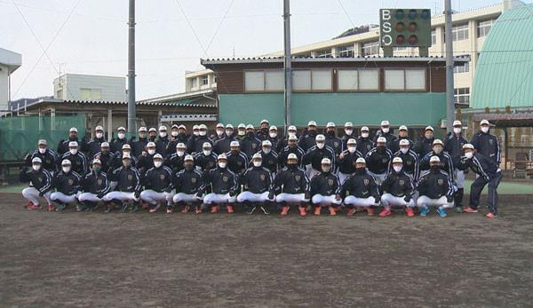 きらめきデイズ3月号は上田西高校硬式野球部を紹介します