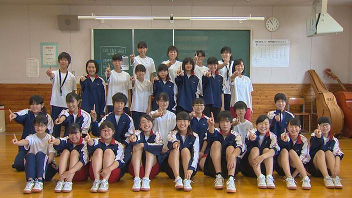 きらめきDAYS☆9月は丸子中学校吹奏楽部を紹介します
