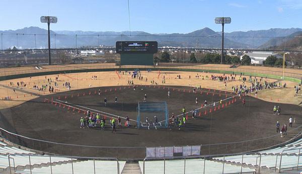 きらめきデイズ2月号は第2回上田東御小県野球まつりを放送します