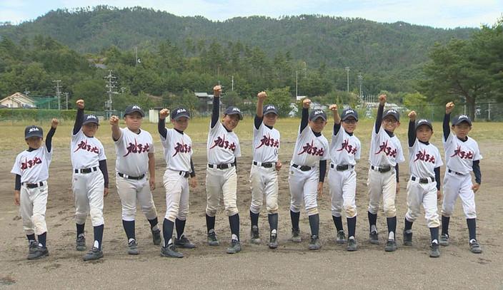 きらめきDAYS☆10月は丸子北少年野球を紹介します