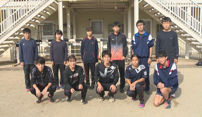 きらめきデイズ11月号は丸子修学館高校陸上部を紹介します