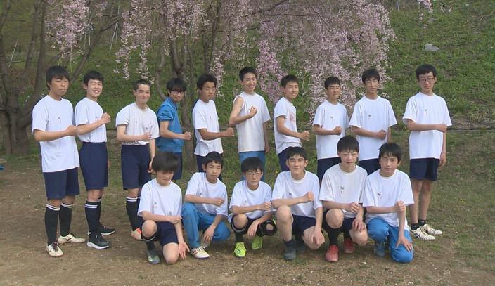 きらめきデイズ☆5月号は依田窪南部中学校サッカー部を放送します