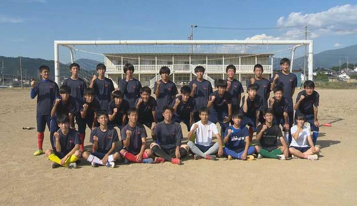 きらめきDAYS 丸子修学館高校サッカー部を紹介します