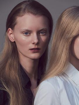 Isabel and Ida - Portraits