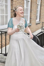 Angharad's Wedding Makeup and Nails by Erin Wheatland