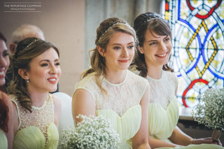 Laura's Wedding Makeup and Nails by Erin Wheatland