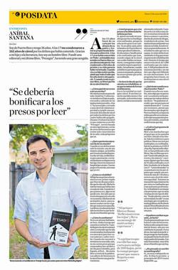 Posdata Perú entrevista a Anibal