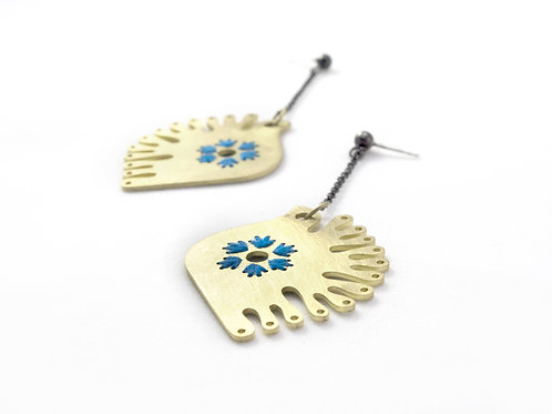 earrings VYSEA 16806
