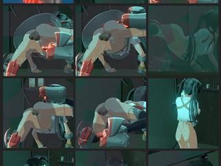 淫語ボカロシリーズ累計300本突破!/7th「BAD SISTERS」PV第21弾!「オナホのように」(艦これ/瑞鶴)リリースしました。