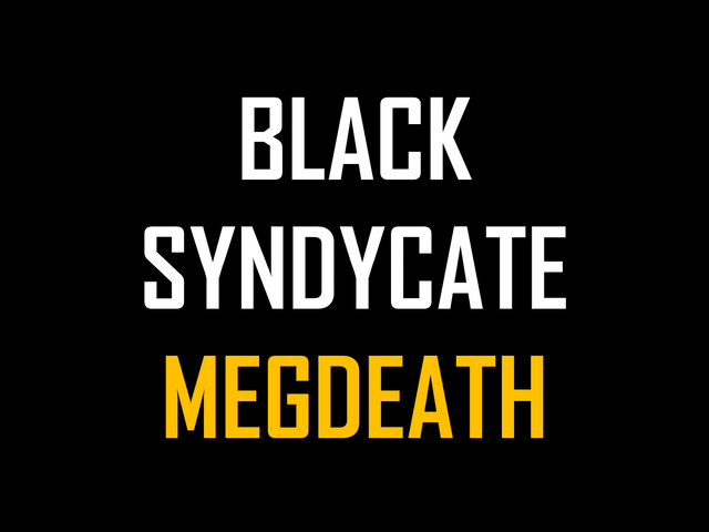 4-08:Black Syndycate