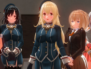 艦これCM3D2×メグデス特別企画、恋愛ドラマ「戦艦の娘たち」リリースしました!