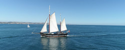 Moonfleet Sailing by Lisa in Weymouth Ba