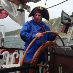 Moonfleet Sailing Stag Do along  the Jur