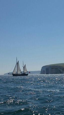 Moonfleet, Classic, Adventure, Tallship Sailing, Tallship Experience, Classic Sailing, Gaff Rigged