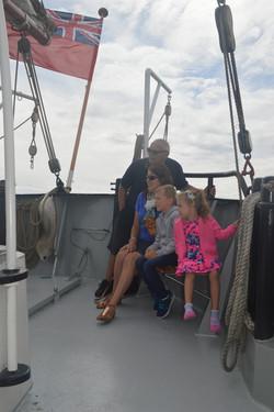 Moonfleet Sailing along the Jurassic Coa