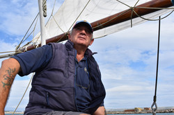 Moonfleet Sailing Brian in Portland Harb