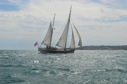 Moonfleet Sailing the Jurassic Coast