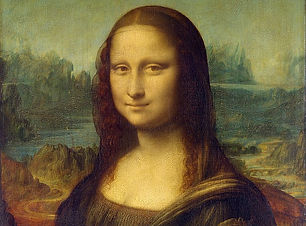 Mona Lisa full da vinci