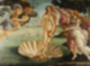 Renaissance - Birth of Venus - Botticell