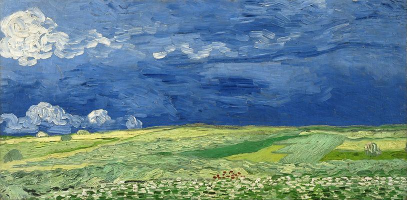 Vincent_van_Gogh_-_Wheatfield_under_thun