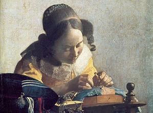 Johannes_Vermeer_-_The_lacemaker_(c.1669