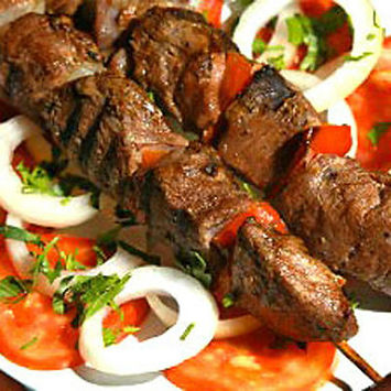 EID Celebration 2017 Kebab - Sheep