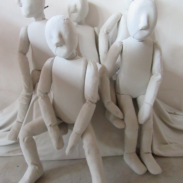 marionnettes neutres