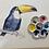 Thumbnail: Original Watercolour -Toucan