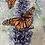 Thumbnail: Original Watercolour - Budliea and Butterflies