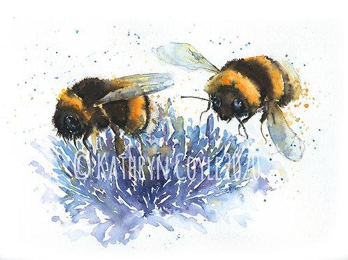Bumble Bee Tutorial
