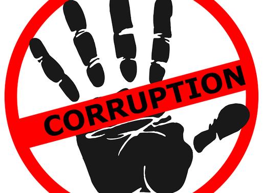 The Profanity of Corruption