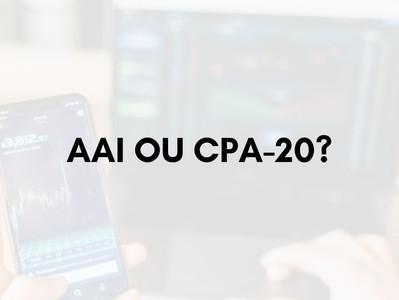AAI ou CPA-20?
