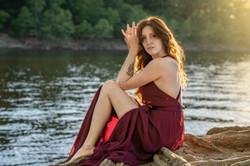 Summer Outdoor Portrait Session | East Fork Batavia, Ohio