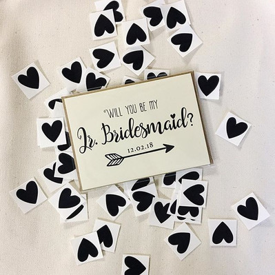 Personalized wedding cards
